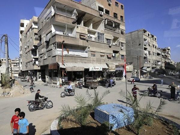 Syria: Xảy ra vụ nổ ở Damascus, 1 người thiệt mạng ảnh 1
