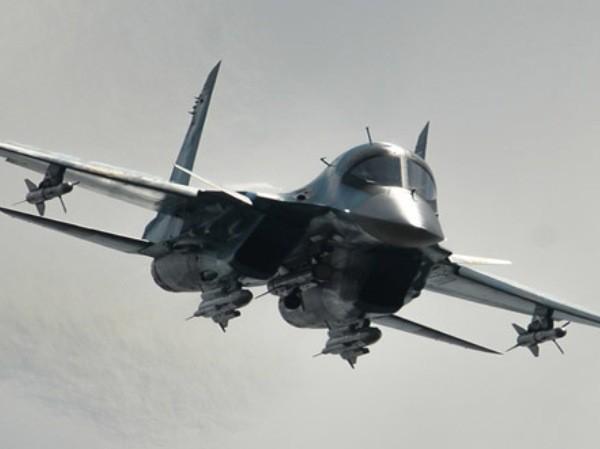 Chiến đấu cơ Nga làm nhiệm vụ chống khủng bố trên bầu trời Syria