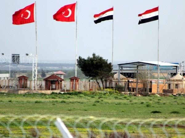 Khu vực biên giới Syria-Thổ Nhĩ Kỳ
