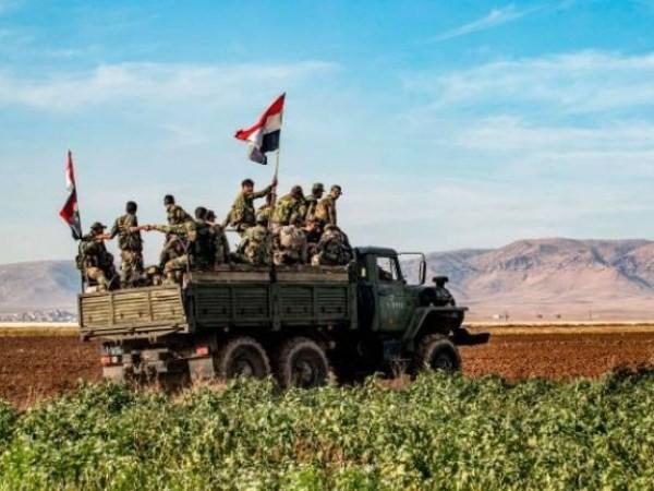 Lực lượng SAA ở Idlib