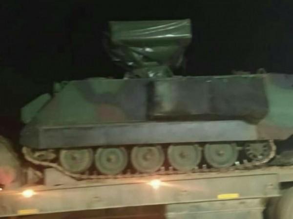 Thổ Nhĩ Kỳ chuyển hệ thống phòng không tầm ngắn đến Syria, ngày 27-2-2020