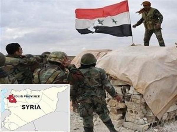 Chiến sự ở Idlib đang diễn ra càng ngày càng thêm căng thẳng
