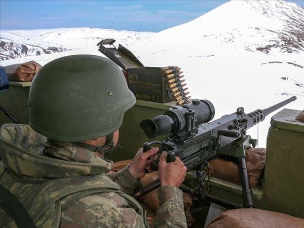 Binh sĩ Thổ Nhĩ Kỳ ở Bắc Syria
