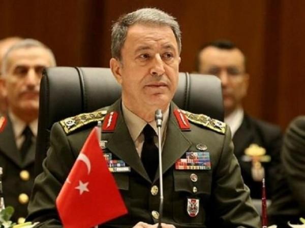 Bộ trưởng Quốc phòng Thổ Nhĩ Kỳ Hulusi Akar