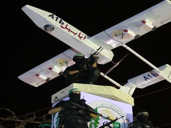 UAV của lực lượng Iran