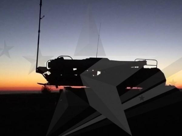 Hệ thống tên lửa phòng không Buk-M2E của Syria