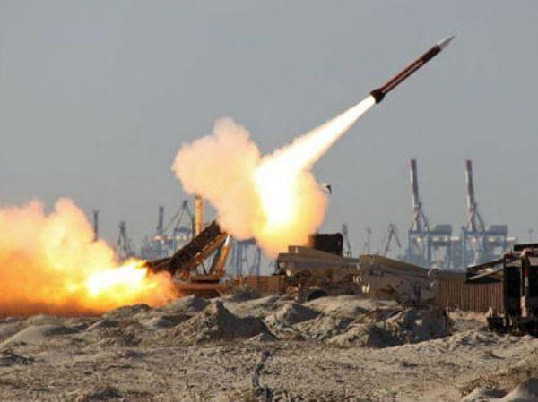 Hệ thống tên lửa phòng không Patriot của Mỹ khai hỏa