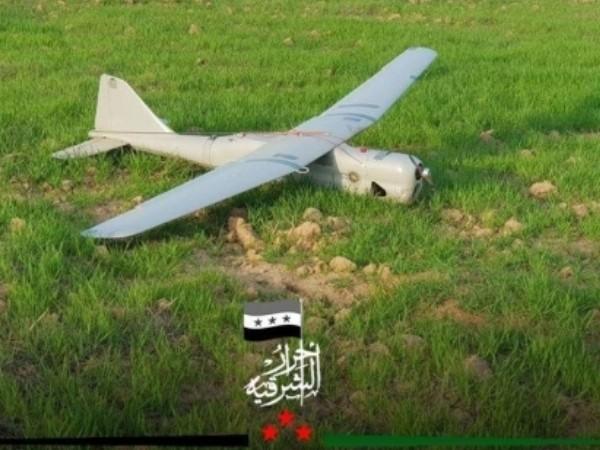 Phiến quân đăng tải hình ảnh chiếc UAV của Nga bị bắn hạ, ngày 11-3-2020