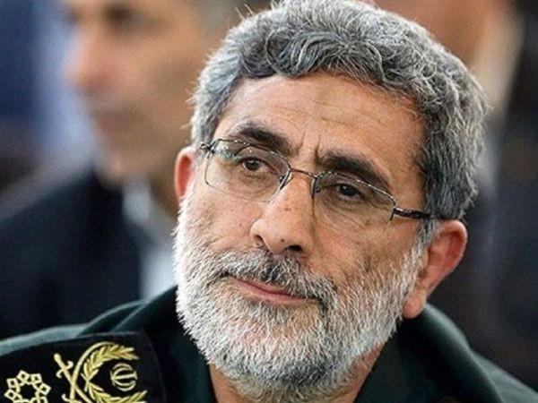 Tân Chỉ huy lực lượng Quds của Iran, Chuẩn tướng Esmail Ghaani