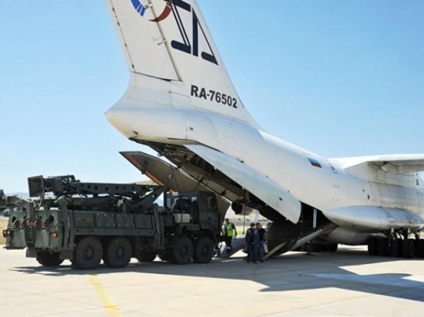 Hệ thống tên lửa phòng thủ tên lửa S-300 của Nga