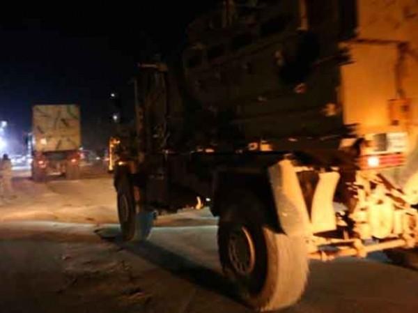 Thổ Nhĩ Kỳ được nhìn thấy khẩn trương rút lực lượng khỏi Idlib của Syria, ngày 10-3-2020