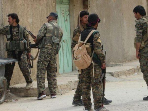 Các tay súng SDF