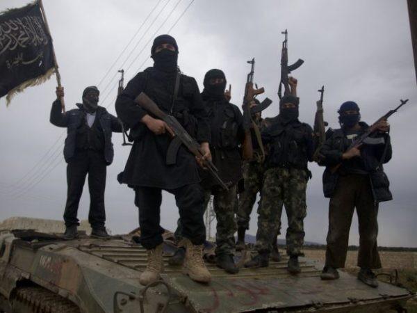 Lực lượng thánh chiến ở Idlib