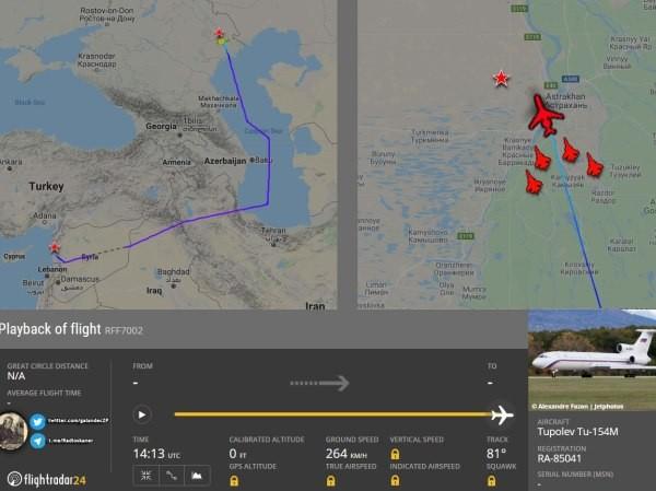 Thổ Nhĩ Kỳ chặn các chiến đấu cơ Nga bay vào không phận