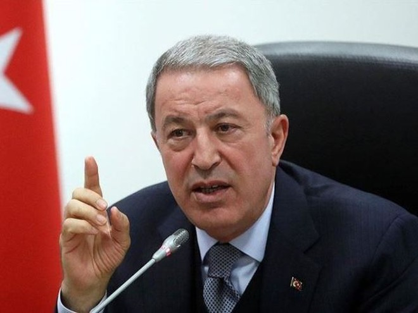Bộ trưởng Quốc phòng Thổ Nhĩ Kỳ, ông Hulusi Akar