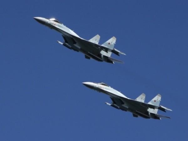 Chiến đấu cơ Su-35 của Nga
