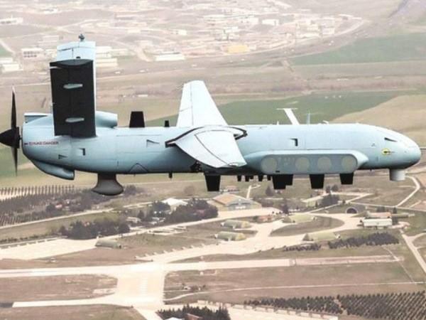 UAV Anka-1 của Thổ Nhĩ Kỳ