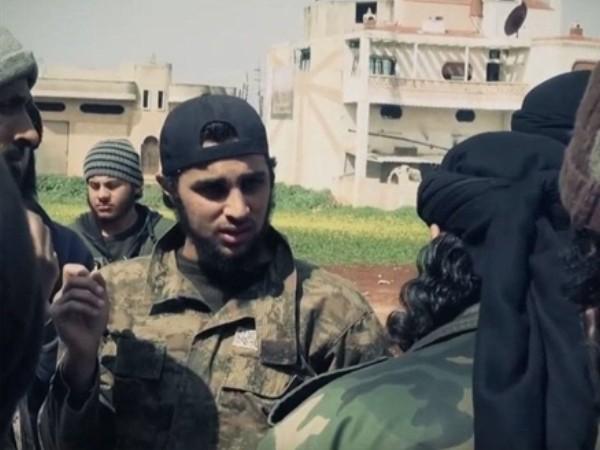 Phiến quân ở Syria