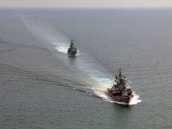 Biên đội tàu chiến của Hạm đội Biển Đen Nga