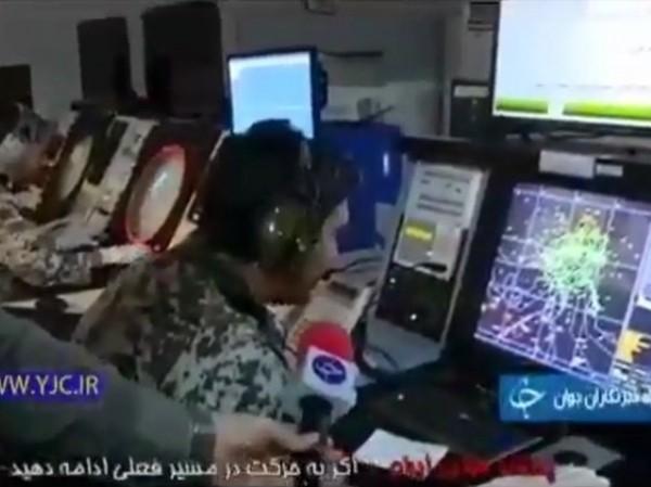 Phòng không Iran đưa ra cảnh báo cho tiêm kích F-18 của Mỹ trước khi có thể bấm nút khai hỏa