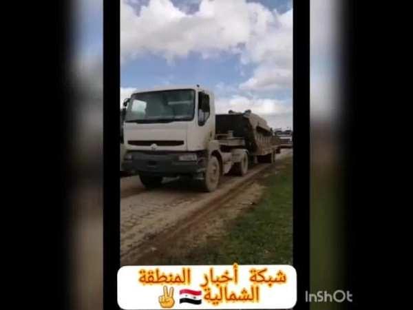 SAA tăng cường lực lượng tới Idlib
