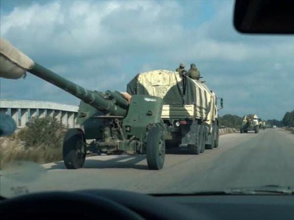 Nga điều động thêm vũ khí tới tỉnh Idlib của Syria