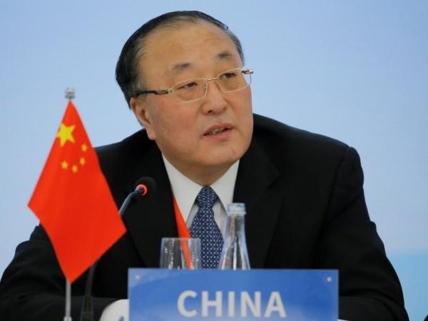 Trung Quốc kêu gọi dỡ bỏ ngay mọi lệnh trừng phạt chống Syria ảnh 1