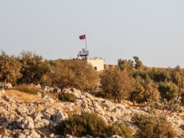 Quân đội Thổ Nhĩ Kỳ mở rộng sự hiện diện ở Đông Bắc Syria ảnh 1