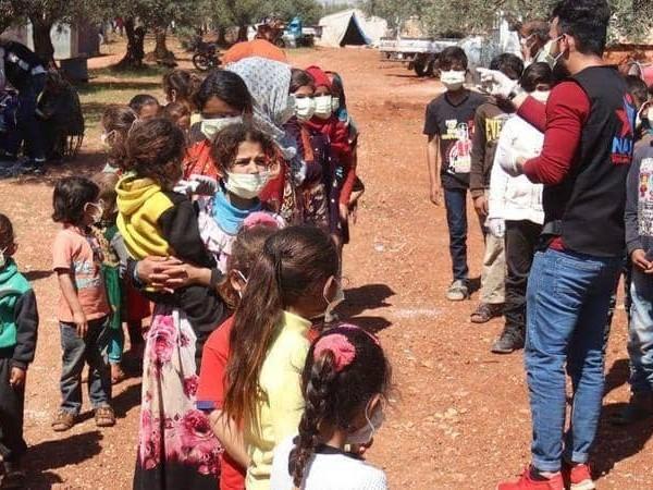 Syria thiếu máy thở nghiêm trọng trong bối cảnh khủng hoảng dịch Covid-19 ảnh 1