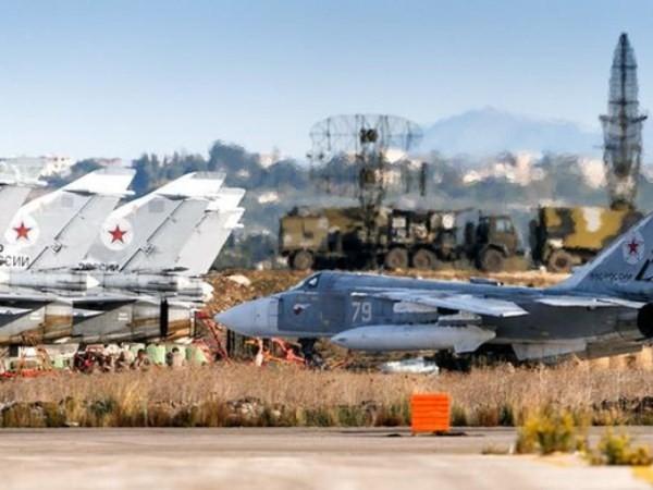 Không quân Iran được sử dụng căn cứ Khmeimim của Nga- một vỏ bọc vững chắc ảnh 1