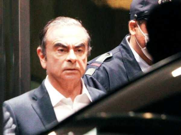 Mỹ bắt giữ hai người tình nghi hỗ trợ cựu Chủ tịch Nissan bỏ trốn ảnh 1