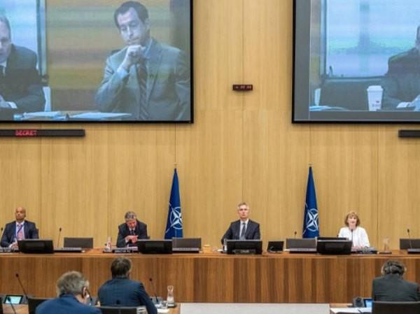 Buổi họp khẩn cấp của NATO về Hiệp ước Bầu trời Mở, ngày 23-5-2020