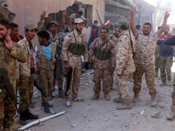 Pháp lo ngại kịch bản Syria đang lặp lại ở Libya ảnh 1