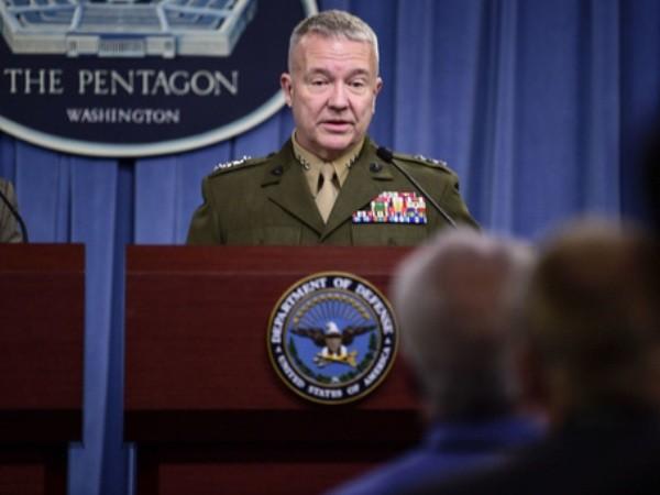 Tướng Kenneth McKenzie - Tư lệnh Bộ chỉ huy Trung ương Mỹ