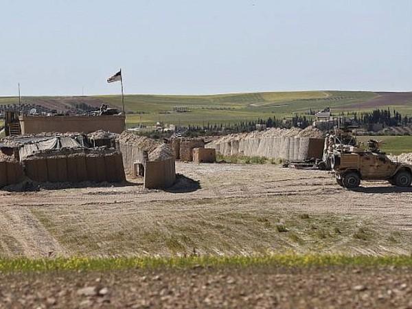 Căn cứ al-Tanaf, nơi điệp viên Hussein Saud từng đồn trú