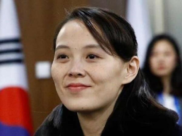 Em gái nhà lãnh đạo Triều Tiên Kim Jong-un, bà Kim Yo-jong