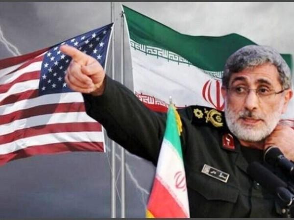 Chỉ huy đặc nhiệm Quds của IRGC, tướng Ismail Ghaani