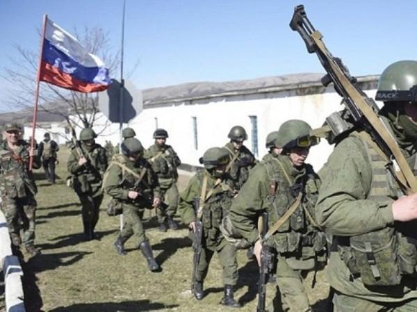 Quân đội Nga ở Syria