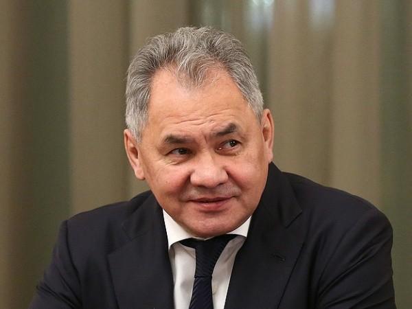 Bộ trưởng Bộ Quốc phòng Nga Sergei Shoigu