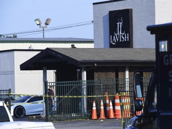 Hộp đêm Lavish Lounge bị phong tỏa sau vụ xả súng
