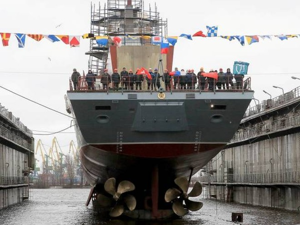 Tàu hộ tống Retivy của Nga