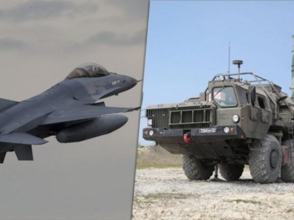 Tiêm kích F-16 không thể qua mặt radar của S-400