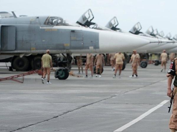 Căn cứ không quân Hmeimim của Nga ở Syria