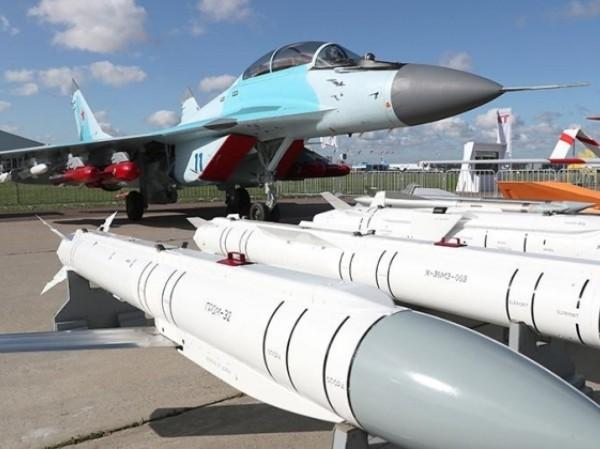 Tiêm kích đa năng thế hệ 4,5 MiG-35 của Nga