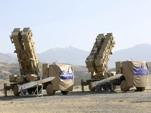 Hệ thống tên lửa đất đối không Khordad 15 của Iran
