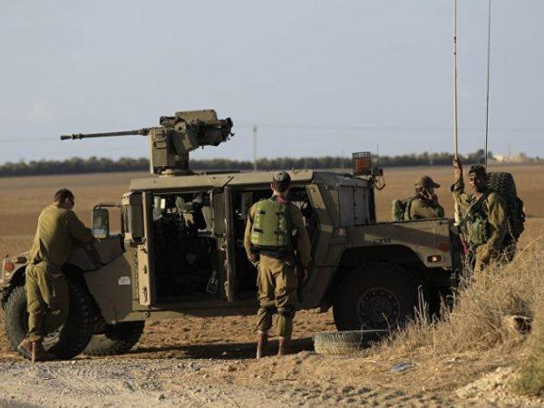 Israel tập trận ở biên giới với Lebanon, ngày 23-7-2020