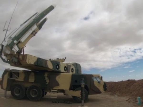 Hệ thống tên lửa phòng không Khordad-3 của Iran