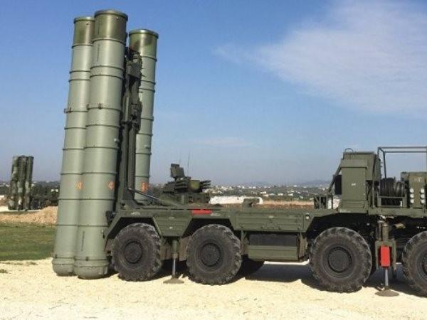 Hệ thống phòng thủ tên lửa S-500 Prometheus của Nga