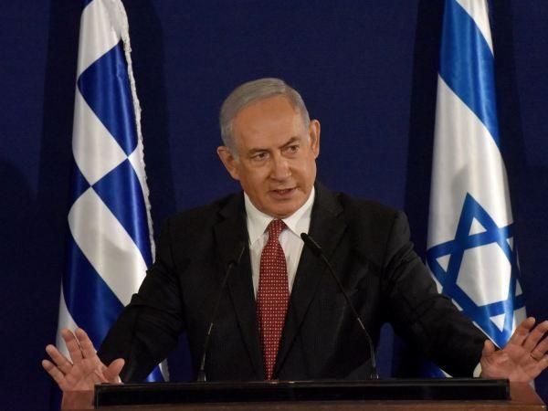 Thủ tướng Israel Benjamin Netanyahu
