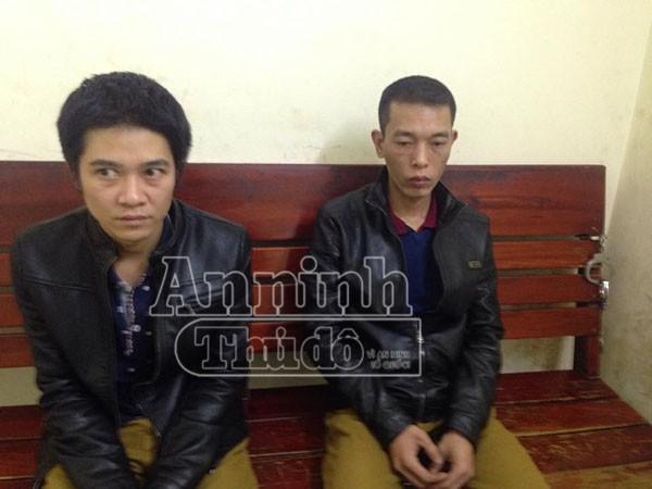 Chân dung hai kẻ trộm cắp xe máy chuyên nghiệp